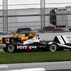 May 9: Will Power off course during practice and qualifications for the Grand Prix of Indianapolis