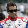 May 10: Justin Wilson during the Grand Prix of Indianapolis.