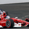 May 9: Scott Dixon during practice and qualifications for the Grand Prix of Indianapolis