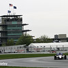 May 9: Pagoda during practice and qualifications for the Grand Prix of Indianapolis