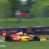 May 9: Sebastian Saavedra during practice and qualifications for the Grand Prix of Indianapolis