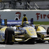 May 10: Marco Andretti during the Grand Prix of Indianapolis.
