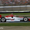 May 10: Helio Castroneves during the Grand Prix of Indianapolis.