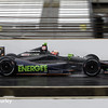 May 9: Jack Hawksworth during practice and qualifications for the Grand Prix of Indianapolis