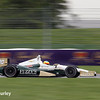 May 9: Mike Conway during practice and qualifications for the Grand Prix of Indianapolis