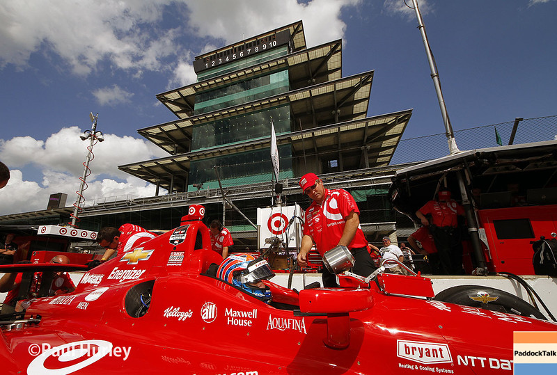 Qualifying begins today at Indianapolis Motor Speedway!