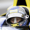 May 12: Marco Andretti during practice for the Indianapolis 500.