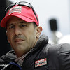 May 16: Tony Kanaan during practice for the Indianapolis 500.