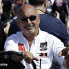 May 25: Bobby Rahal during the 98th Indianapolis 500.