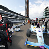 May 17:  Buddy Lazier during qualifications for the Indianapolis 500.