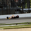 May 17:  Ryan Hunter-Reay during qualifications for the Indianapolis 500.