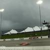 July 12: Turn 1 at the Iowa Corn Indy 300.
