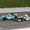 July 12: Charlie Kimball, Josef Newgarden at the Iowa Corn Indy 300.