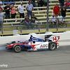 July 12: Takuma Sato crash at the Iowa Corn Indy 300.