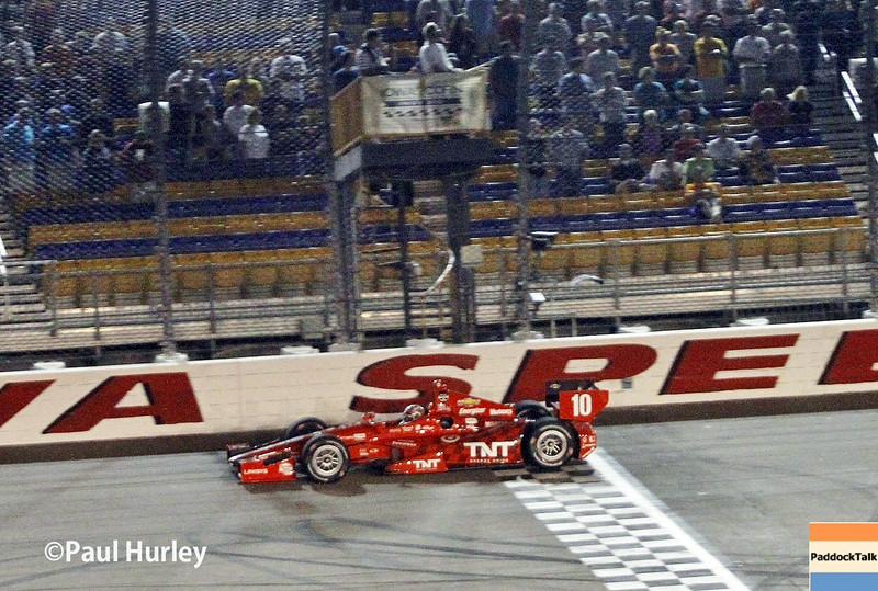 July 12: Tony Kanaan, at the Iowa Corn Indy 300.