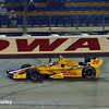 July 12: Ryan Hunter-Reay wins at the Iowa Corn Indy 300.