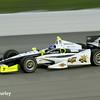 July 12: Josef Newgarden at the Iowa Corn Indy 300.
