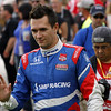 July 12: Mikhail Aleshin at the Iowa Corn Indy 300.