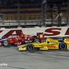 July 12: Tony Kanaan, Ryan Hunter-Reay, at the Iowa Corn Indy 300.