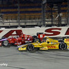 July 12: Tony Kanaan, Ryan Hunter-Reay, at the Iowa Corn Indy 300.