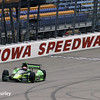 July 11: Jack Hawksworth at the Iowa Corn Indy 300.