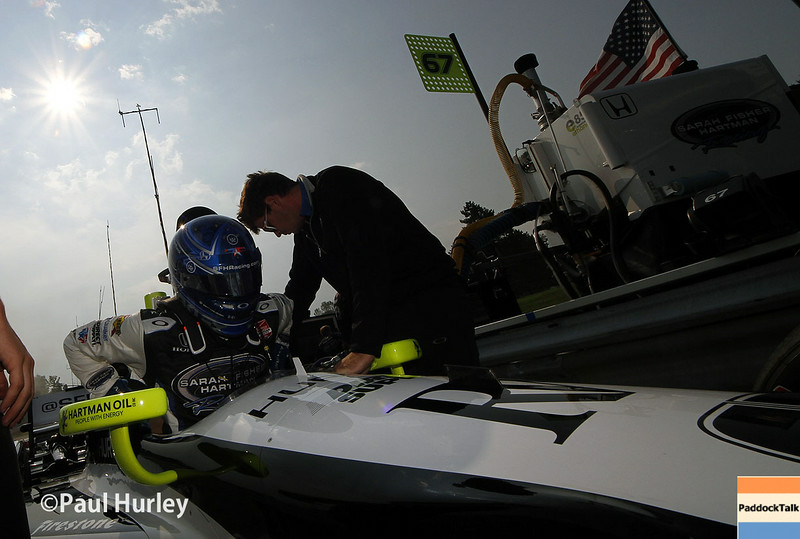 August 1-3: Josef Newgarden at the Honda Indy 200 at Mid-Ohio.