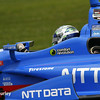 August 1-3: Ryan Briscoe at the Honda Indy 200 at Mid-Ohio.