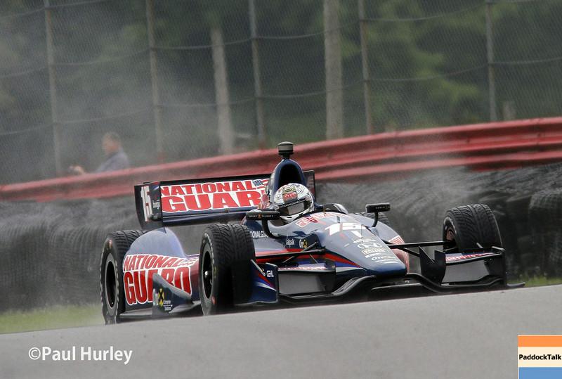August 1-3: Graham Rahal at the Honda Indy 200 at Mid-Ohio.
