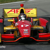 August 1-3: Sebastian Saavedra at the Honda Indy 200 at Mid-Ohio.