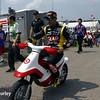 August 1-3: Tony Kanaan at the Honda Indy 200 at Mid-Ohio.