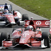 August 1-3: Scott Dixon and Takuma Sato at the Honda Indy 200 at Mid-Ohio.