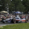 August 1-3: Graham Rahal at the Honda Indy 200 at Mid-Ohio.