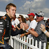 August 1-3: Jack Hawksworth at the Honda Indy 200 at Mid-Ohio.