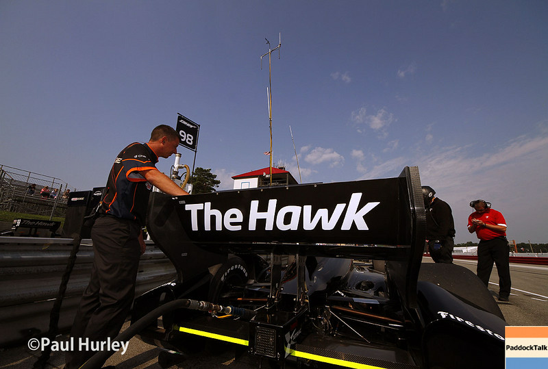 August 1-3: Jack Hawksworth at the Honda Indy 200 at Mid-Ohio.