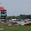 August 1-3: Pit action at the Honda Indy 200 at Mid-Ohio.