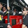 August 1-3: Tony Kanaan and Dario Franchitti at the Honda Indy 200 at Mid-Ohio.