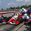 August 1-3: Justin Wilson at the Honda Indy 200 at Mid-Ohio.