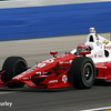 August 16: Tony Kanaan at the Wisconsin 250 at Milwaukee Indyfest.