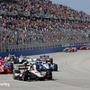 August 17: Race start at the Wisconsin 250 at Milwaukee Indyfest.