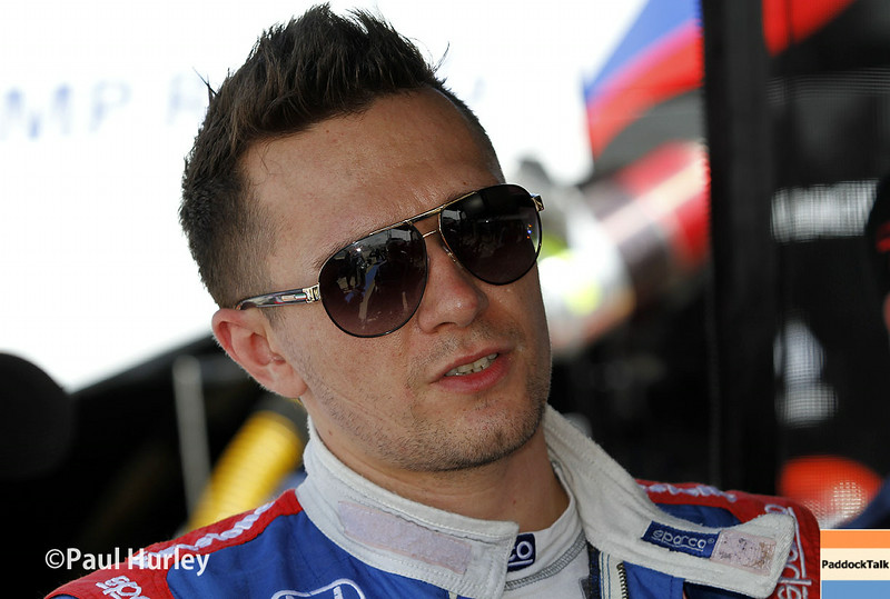 August 16: Mikhail Aleshin at the Wisconsin 250 at Milwaukee Indyfest.