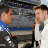 August 16: Juan Montoya and Will Power at the Wisconsin 250 at Milwaukee Indyfest.