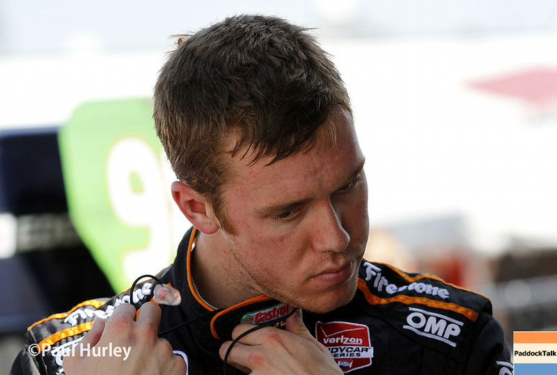 August 16: Jack Hawksworth at the Wisconsin 250 at Milwaukee Indyfest.