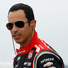 March 28: Helio Castroneves during Verizon IndyCar series practice for the Firestone Grand Prix of St. Petersburg.