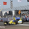 March 30: Marco Andretti during the Firestone Grand Prix of St. Petersburg Verizon IndyCar series race.