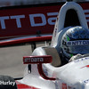 March 30: Ryan Briscoe during the Firestone Grand Prix of St. Petersburg Verizon IndyCar series race.