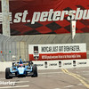 March 28: Turn 10 during Verizon IndyCar series practice for the Firestone Grand Prix of St. Petersburg.