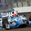 March 29:  James Hinchcliffe during Verizon IndyCar series qualifying for the Firestone Grand Prix of St. Petersburg.