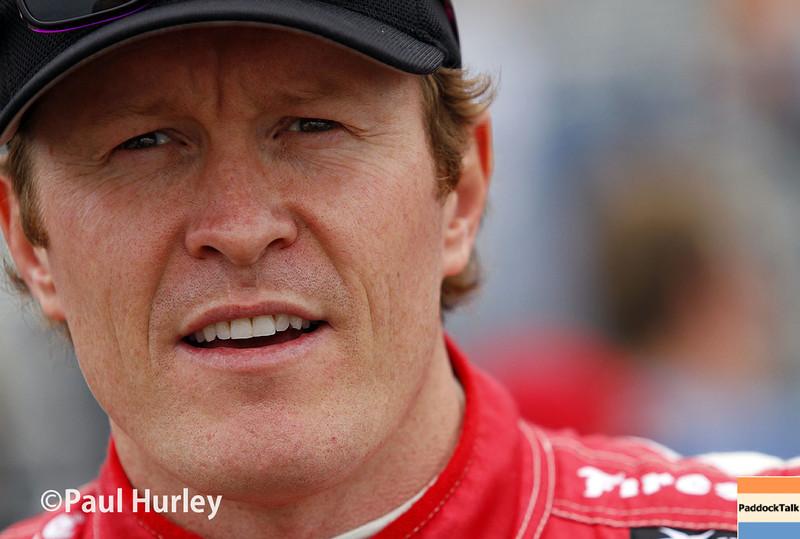 March 28: Scott Dixon during Verizon IndyCar series practice for the Firestone Grand Prix of St. Petersburg.