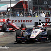 March 30: Will Power during the Firestone Grand Prix of St. Petersburg Verizon IndyCar series race.