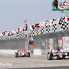 March 30:  Track action during prerace warm-up for the Verizon IndyCar series Firestone Grand Prix of St. Petersburg.